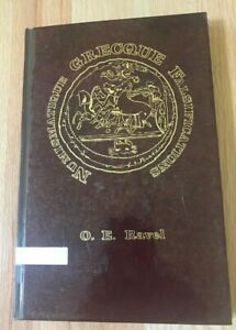 Numismatique-Grecque-Falsifications-by-OE-Ravel-Printed-1980
