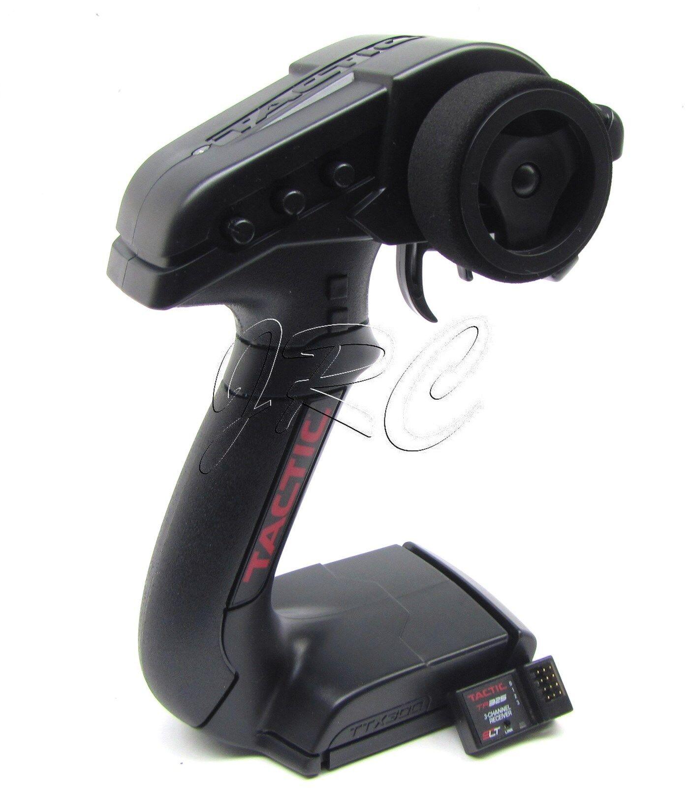 Axial Wraith Tatic Tatic Tatic TTX300 3-Ch RADIO SET 2.4GHz (transmitter receiver AXI90018 b379ae