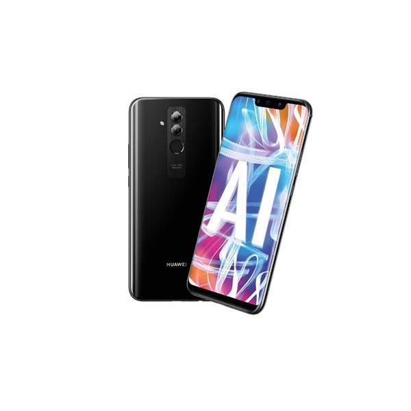 HUAWEI MATE 20 LITE BLACK SMARTPHONE SINGLE SIM 4G 64GB GARANZIA ITALIA 24 MESI