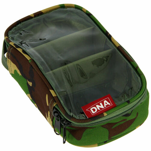 Carp Coarse Fishing Camo DPM Accessory Lead Bag Terminal Tackle Pouch 15x25x8cm