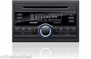 blaupunkt new jersey 220 cd receiver double din bluetooth. Black Bedroom Furniture Sets. Home Design Ideas