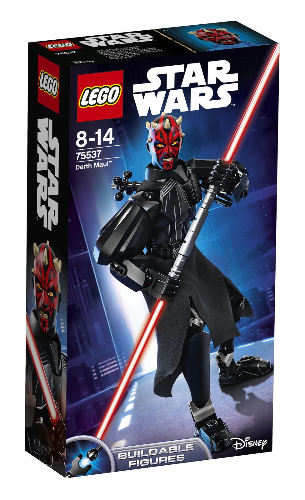 LEGO Star Wars Darth Maul 2018 (75537)