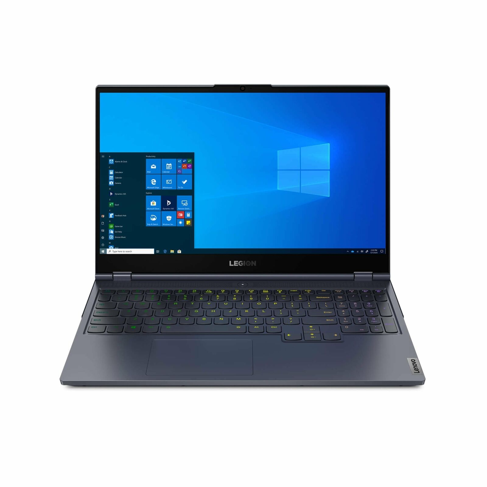 Lenovo Legion 7i Laptop, 15.6 FHD 144Hz, i7-10750H, RTX 2070 MaxQ, 16GB, 1TB SSD. Buy it now for 1299.99