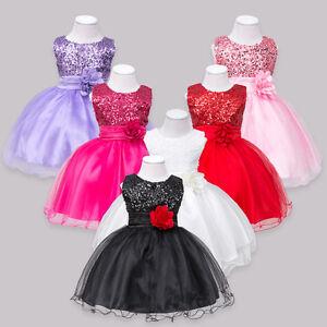 8a6b1ba5a big sale e3030 b9df8 kids sequins baby girls infantil child dress ...