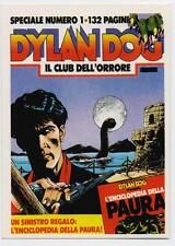 STICKER DYLAN DOG copertina speciale n.1 il club dell orrore official stickers