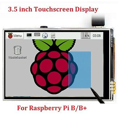 """3.5"""" TFT LCD Touch Screen Module 320*480 RGB Display Board For Raspberry Pi LT"""