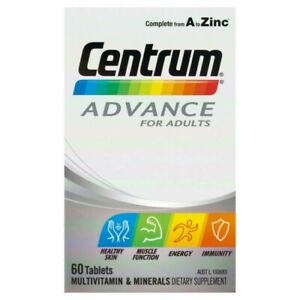 Centrum Advance Multivitamin Tablets 60 pack