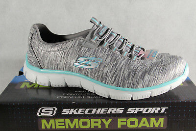 Skechers Sneakers Schnürschuhe Sportschuhe Air Cooled Memory