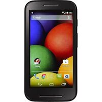Motorola E (1st Gen.) - 8GB - Midnight Blue (TracFone) Smartphone