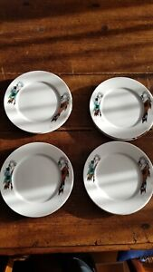 6 🔥 assiettes dessert porcelaine bohème neuves danseur SUCCESSION PICASSO 2004