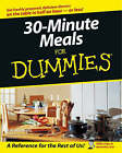 30-minute Meals for Dummies by Beverly Bennett (Paperback, 2003)