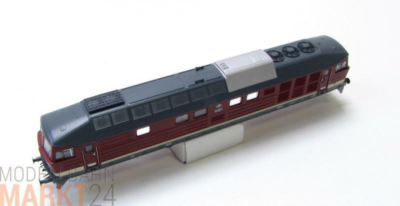 Chassis di ricambio 132 0993 ad esempio per ROCO DR Diesel BR 132 Ep IV traccia TTNUOVO