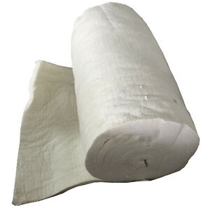 Ceramic Fiber Insulation Blanket For Wood Stove Or Insert