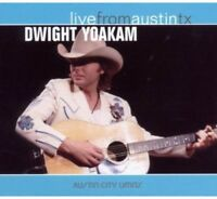Dwight Yoakam - Live From Austin Tx [new Cd] Rmst, Digipack Packaging on sale
