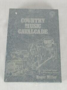 Country-Music-Cavalcade-Sunshine-Songs-Rainbow-Moods-Roger-MIller-8-Track-2-Pack