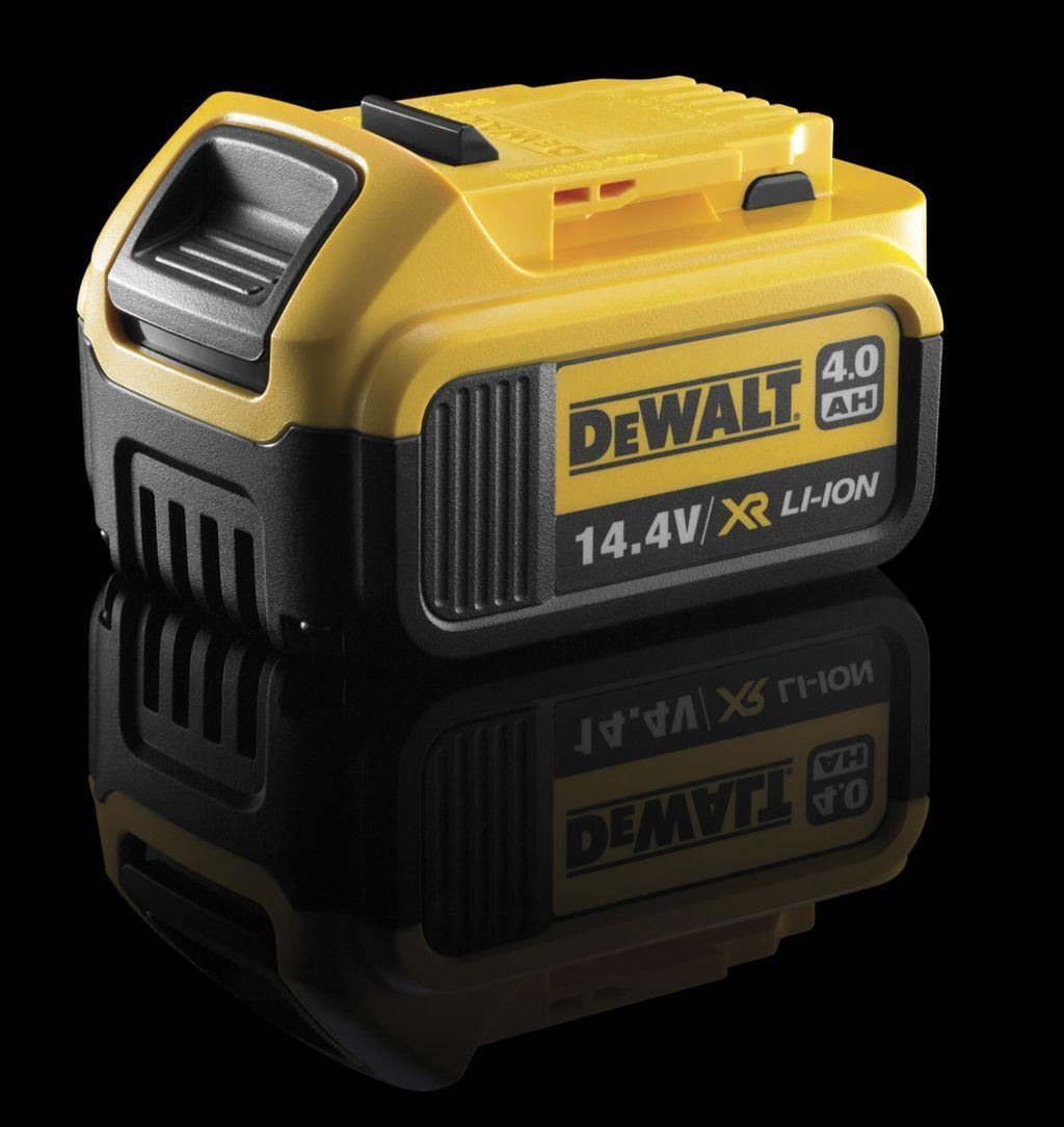 DeWALT 14,4 Volt   4,0 Ah Li-Ion Akku DCB 142 Ersatzakku DCB142