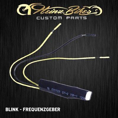 HeinzBikes Blink-Frequenzgeber für Harley-Davidson Touring bis 2013