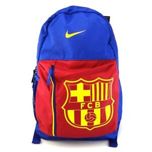 Alboroto Economía llegar  Zaino Nike Y NK Stadium FCB Backpack FC Barcelona blu Rucksack Mochila Sac  a dos | eBay