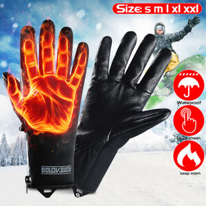 Motorcycle-Motorbike-Gloves-Muffs-Warm-Outdoor-Sport-Thermal-Winter-Waterproof