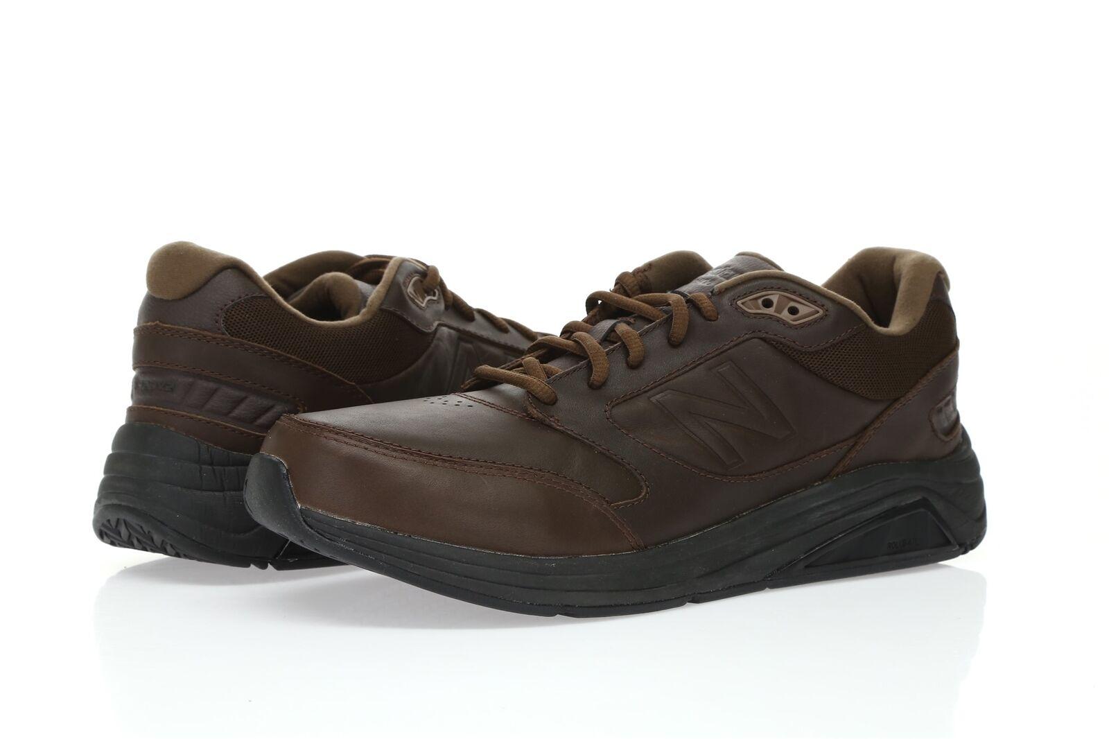 New Balance Marche Men's brown walking sneakers sz. 9.5 D