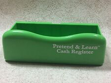 Leapfrog Pretend & Learn Cash Register Green Replacement Drawer Only