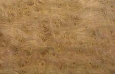 Carpathian Elm Burl Wood Veneer 7 X 10 Raw No Backing 142 Thickness Aa 239