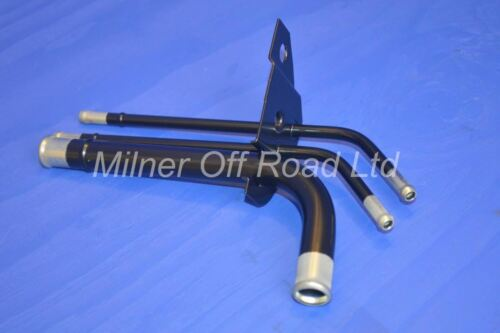 metal for Mitsubishi Shogun//Pajero 3.2DiD 2000-2006 Fuel Filler Breather Pipes