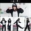 Hot-Unisex-Adult-Pajamas-Kigurumi-Cosplay-Costume-Animal-Sleepwear-Suit-amp miniatuur 6