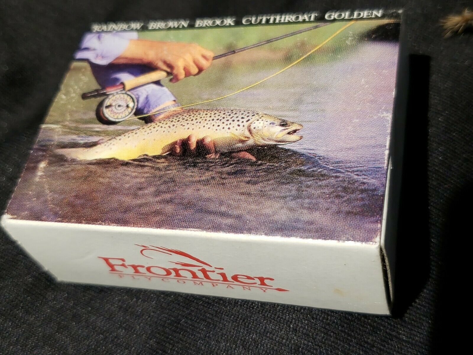RS2 Emerger OLIVE Premium Fishing Flies Dozen Select Sizes***