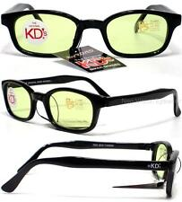 KD's Light Green Samcro Sons of Anarchy Sunglasses Motorcycle W Pouch 2016