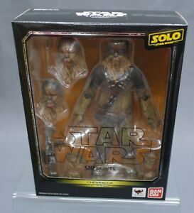SH-S-H-Figuarts-Solo-A-Star-Wars-Story-Chewbacca-Bandai-Japan-NEW