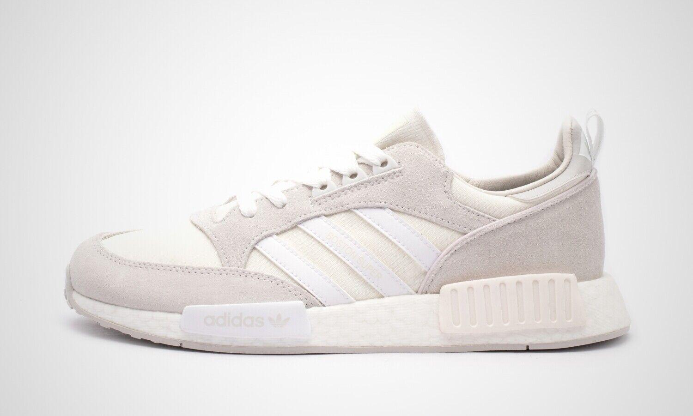 Adidas Boston Super x R1  Never Made - Triple Weiß , Turnschuhe, Art. G27834, NEU
