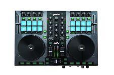 Gemini*G2V*DJ Controller 2 Ch MIDI Controller w/Soundcard FREE SHIP NEW