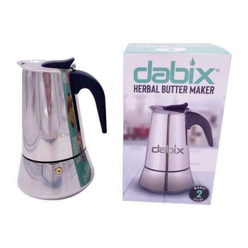 Dabix Labs 2 Stick Herbal Butter Maker Magical Infuser Easy Butter Machine