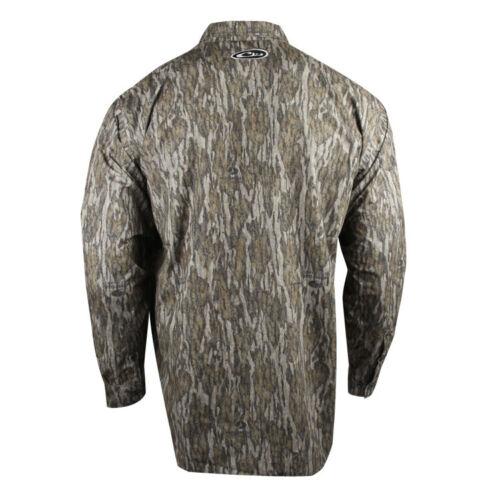 M MOBL Drake EST Refuge Heat-Escape WP Button Up Shirt
