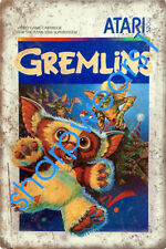 """Gremlins Rules 8.5/""""x11/"""" Tin Sign"""