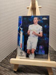 2019-20 Topps Chrome Sapphire UEFA Gareth Bale #64 Real Madrid CF