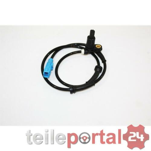 ABS Sensor Raddrehzahl Hinten Hinterachse PEUGEOT 206 CC SW CABRIO