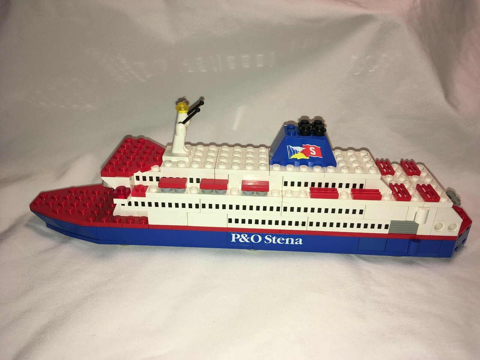 Lego 1054 ferry P&O Stena Line rare boat ship
