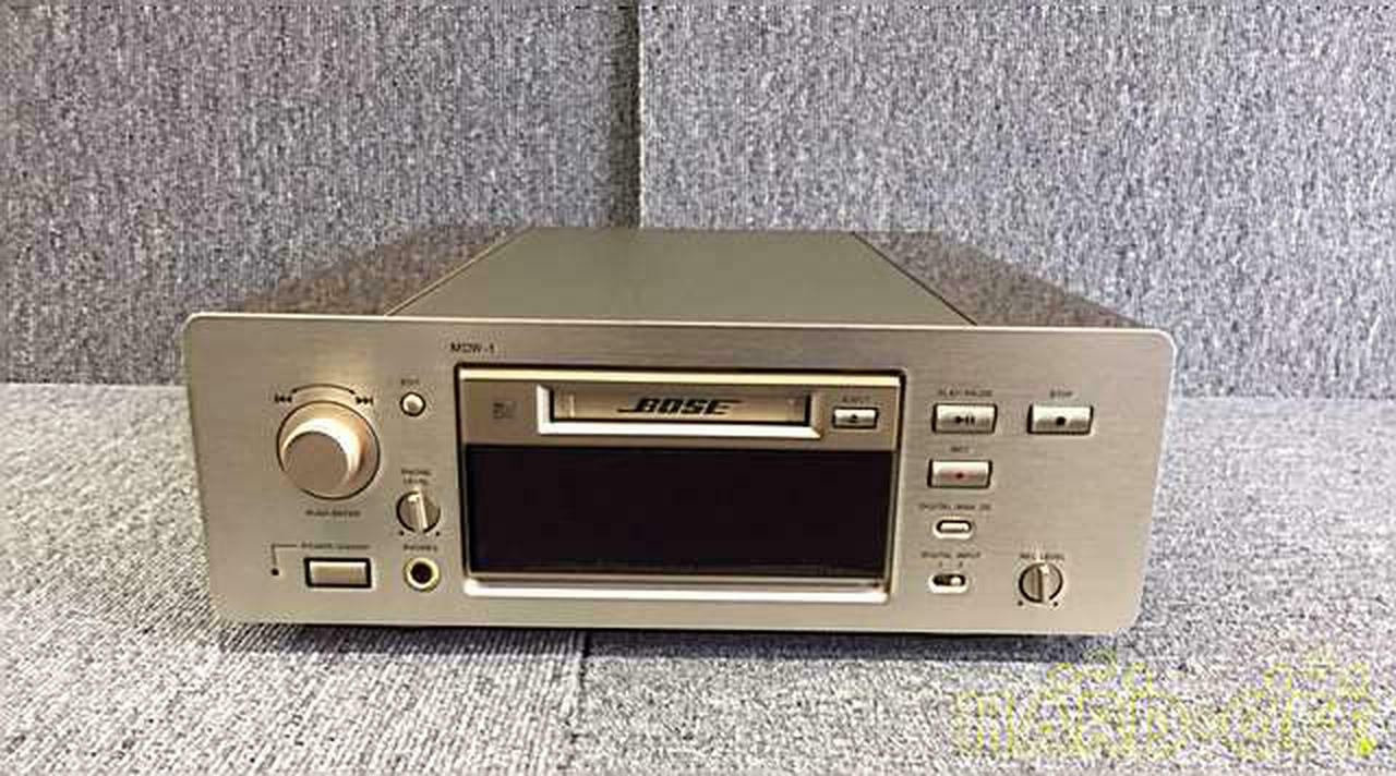 BOSE MDW-1 0110049 MD Deck Power Supply Voltage 100V Perfect Packing From Japan
