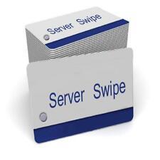 25 Micros Cards Server Or Employee Swipe Id Pos