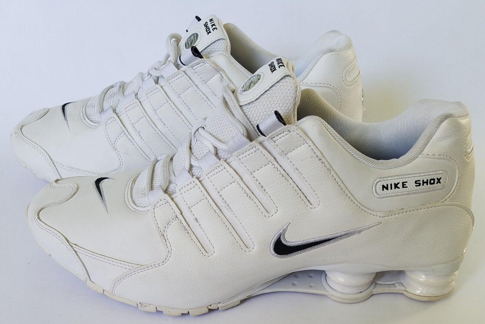 quality design 8db38 4ae83 Nike Shox NZ EU Men s Size 13, 13, 13, Running Shoes White . New Balance  ML597AAC Sneaker ...