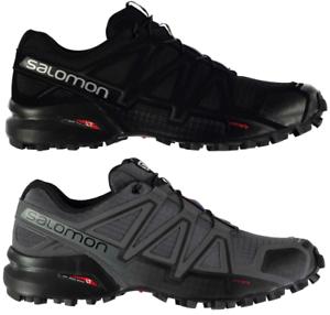 Salomon Speedcross 4 zapatillas zapatillas calcetines cortos calzado deportivo aerobic 07
