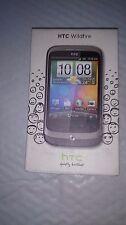 HTC Wildfire - Graphite Smartphone unlocked
