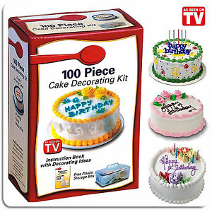 Betty Crocker Decorating Cake Icing Tips