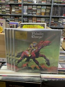 Paladin LP Charge Limited Edition Silver Coloured Vinyl 2021