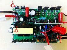300W 350W Pure Sine Wave Power Inverter DC 12/24V To AC 110/220V 50/60Hz Board