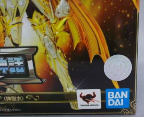 Saint Seiya Myth Cloth EX Pisces Aphrodite God Cloth Soul Of Gold Bandai NEW