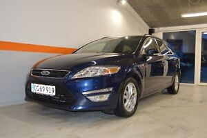 Ford Mondeo, TDCi 163 Collection stc.