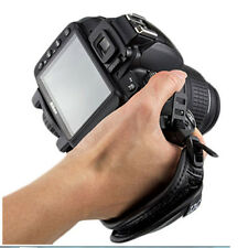 Camera Hand Strap Leather For Samsung WB1100F WB1100 WB2100 WB100 WB150F WB2200